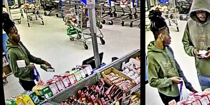 $2K stolen from Lee Co. Walmart customer; suspects at large