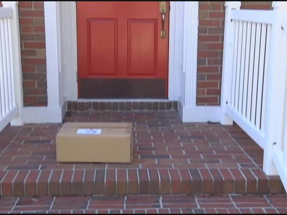 How to avoid porch pirates ahead of Christmas