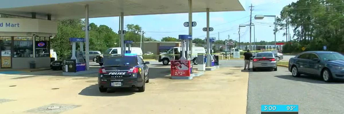 Liberty Gas Station shooting 3 p.m. update