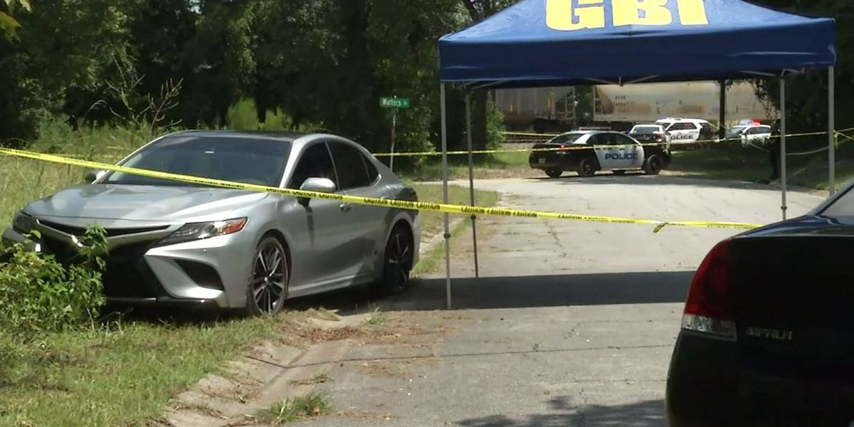 Georgia police under investigation for shooting at car with teens inside during attempted traffic stop