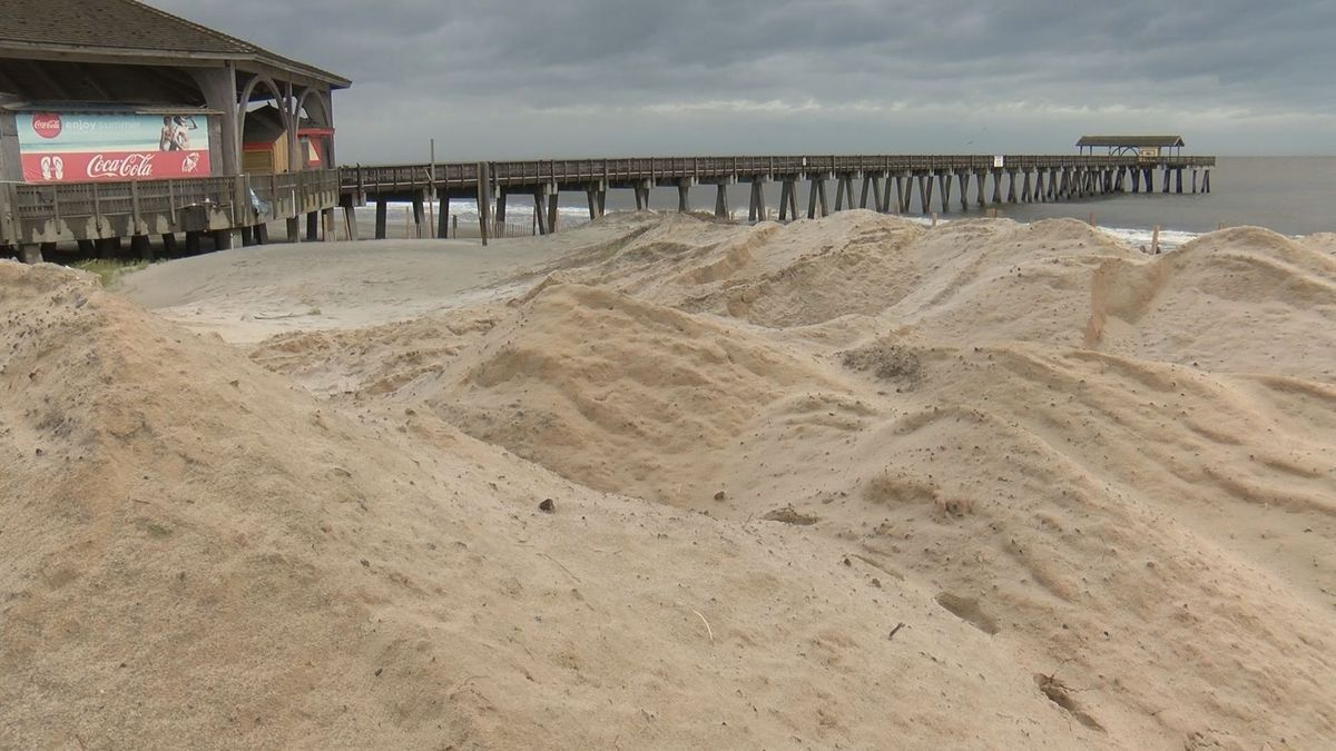 Tybee residents, officials relieved tide levels lower than anticipated