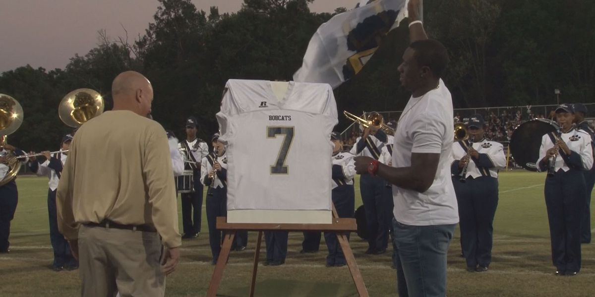 Early county honors NFL safety Shawn Williams