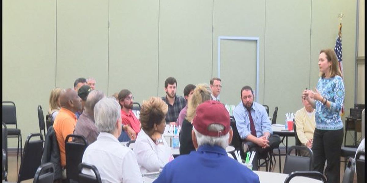 City leaders hold meeting for Albany trail project