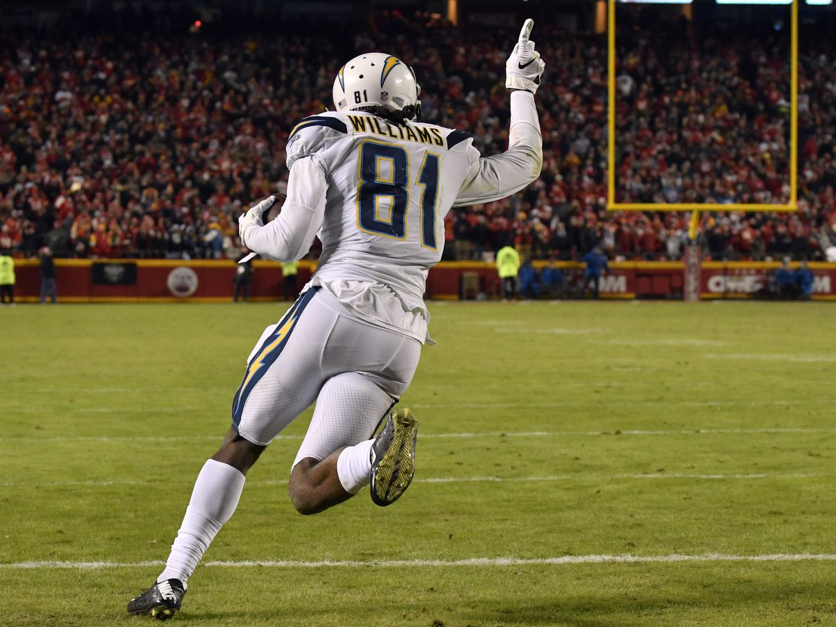 Rivers leads Chargers to last-second comeback win over KC