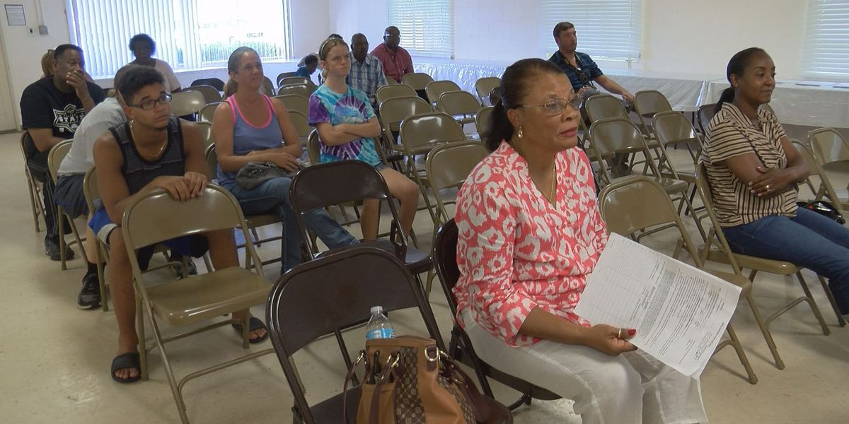 Sylvester NAACP gets residents fired up about Sheriff Hobby petition