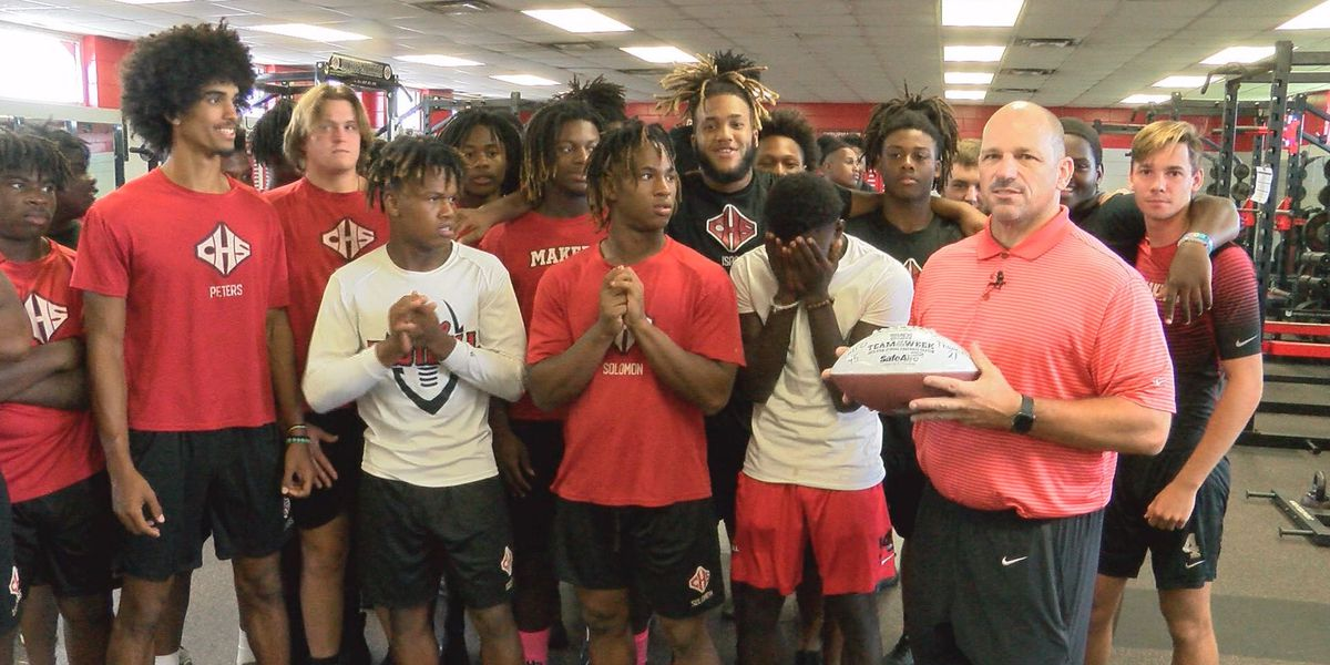 Team of the Week: Cairo Syrupmakers