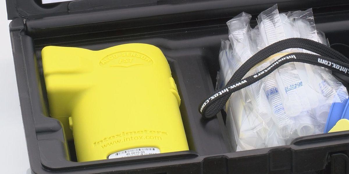 Donated sensors help Crisp Co. deputies keep drunk drivers off the streets