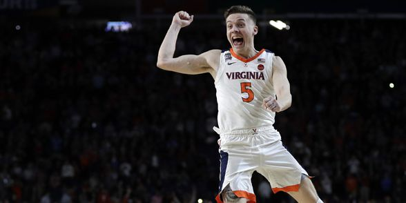 Virginia holds off Texas Tech in overtime for first NCAA national championship