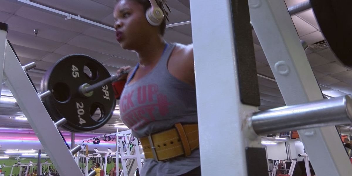 Lifting for 2: Powerlifter honors father through competing