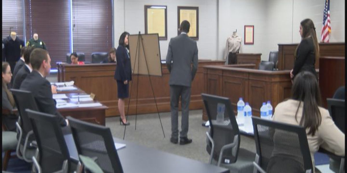 Albany Tech host mock trial competition in new courtroom lab