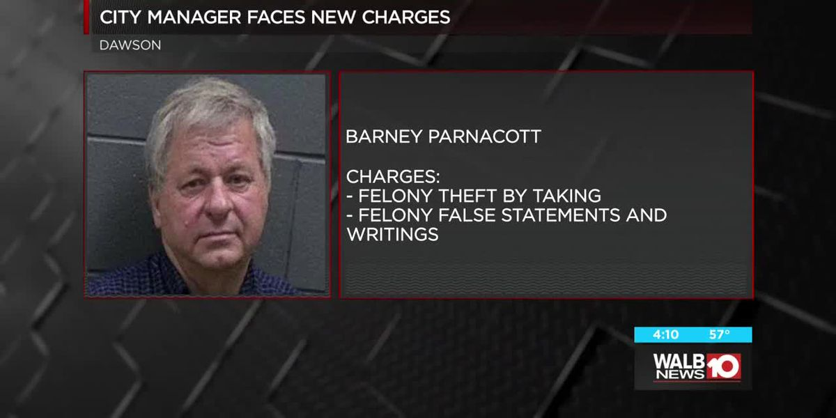 City Manager Facing New Charges