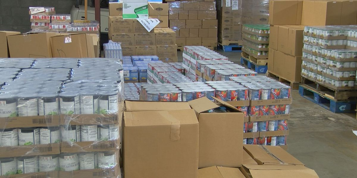 Colquitt Co. Food Bank receives an anonymous grant