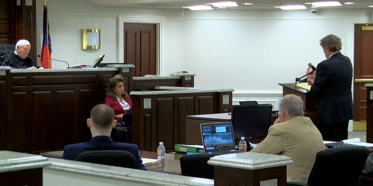 Day 4: Judge renders verdict in Jeffrey Peacock trial