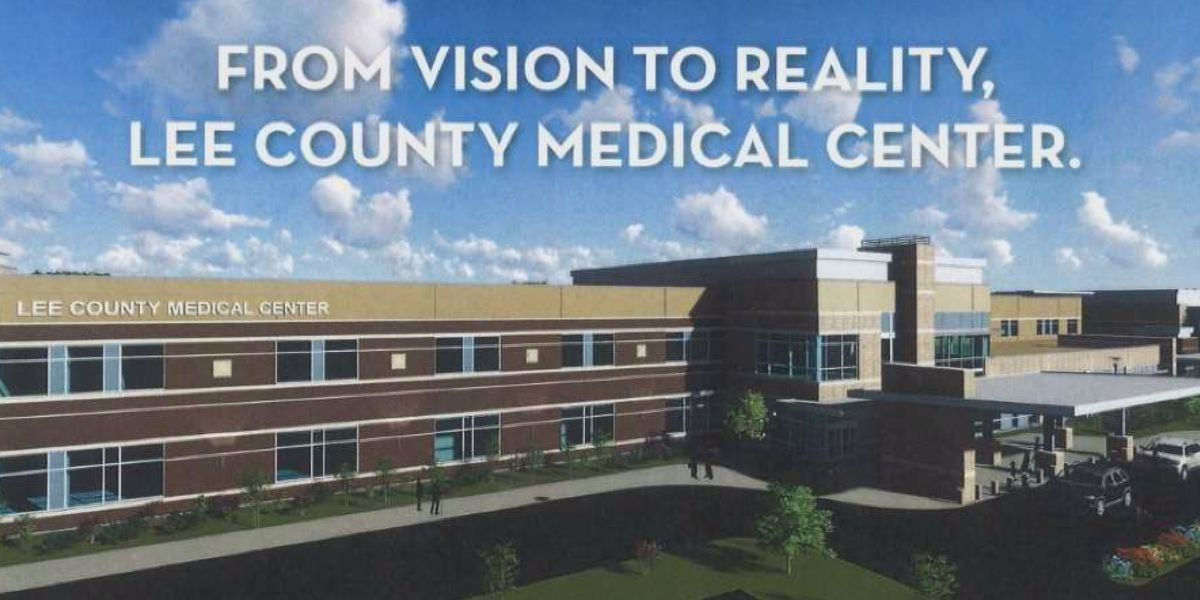 'I'm as frustrated as anyone': Lee Co. continues hunt for healthcare partner