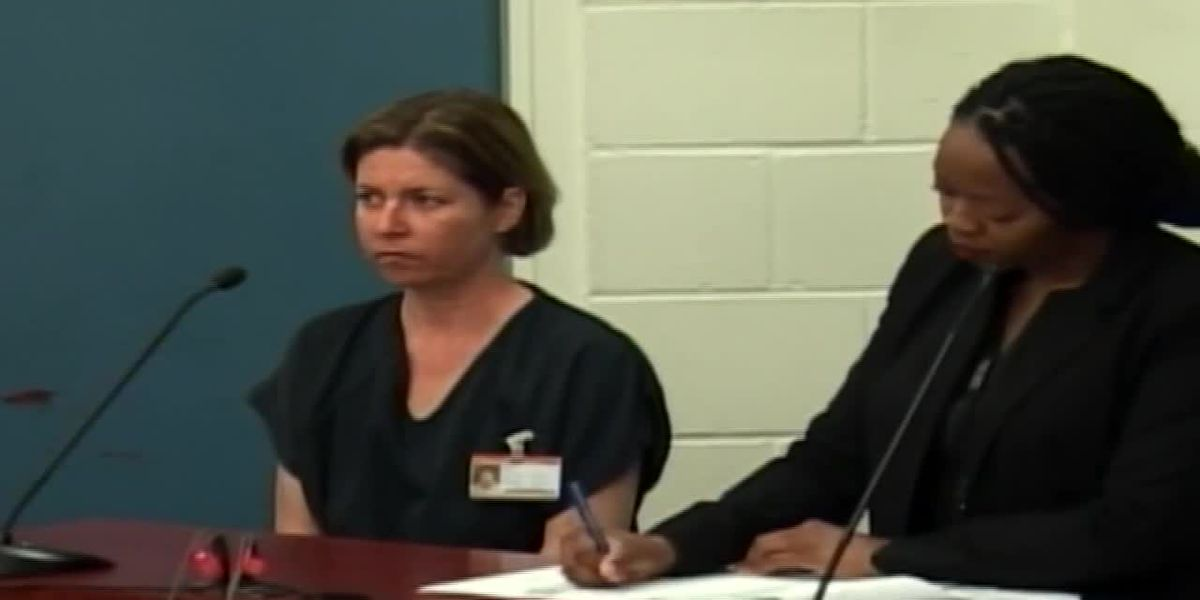 No bond for Fla. woman charged in death of boyfriend after he was zipped in suitcase