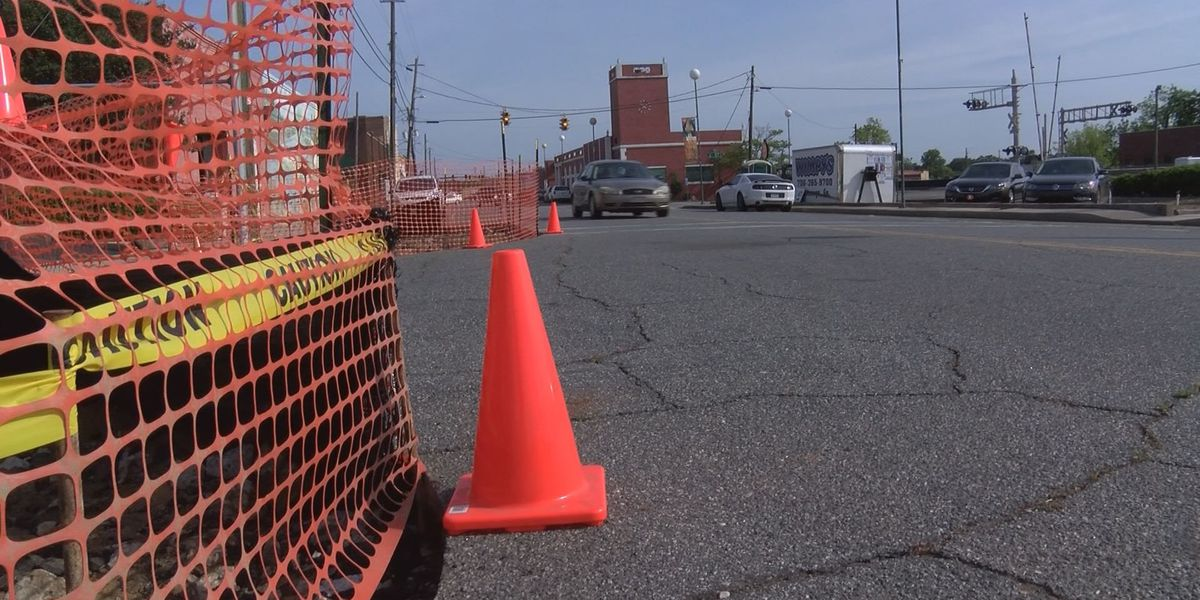 Dozens of projects underway in downtown Tifton