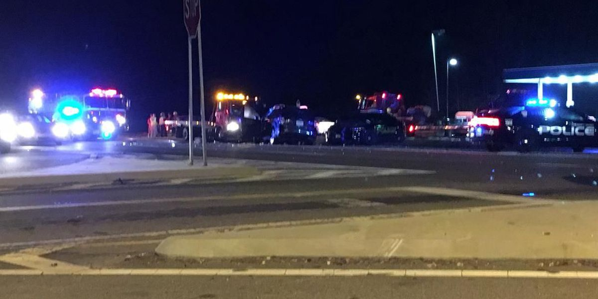 Drivers identified in wreck involving Dougherty Co. Police cruiser on Highway 19