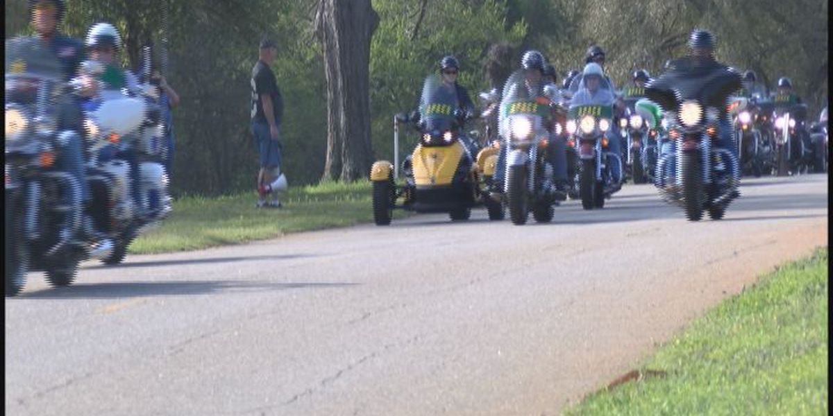 Dozens ride to commemorate DCP officer killed in line of duty