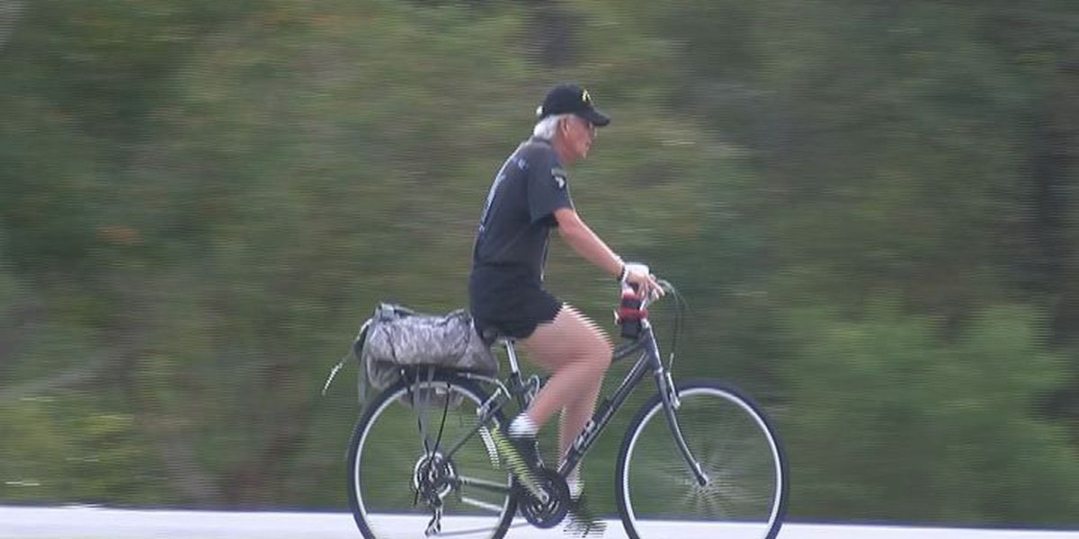 Florida veteran rides to remember brother in arms