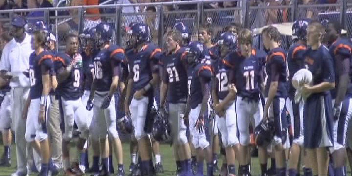 WALB GAME OF THE WEEK (10/24/14) Valwood and Brookwood unbeaten in matchup