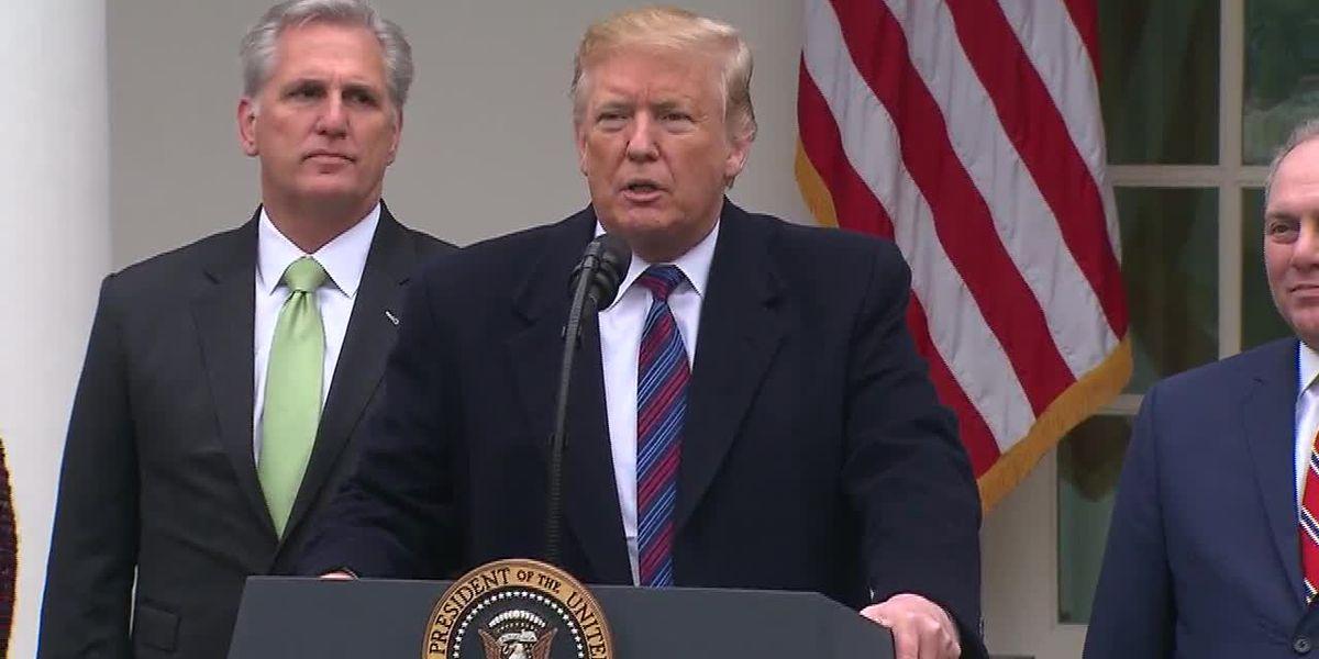 AP FACT CHECK: White House notion of Mexico as terrorism gateway is false