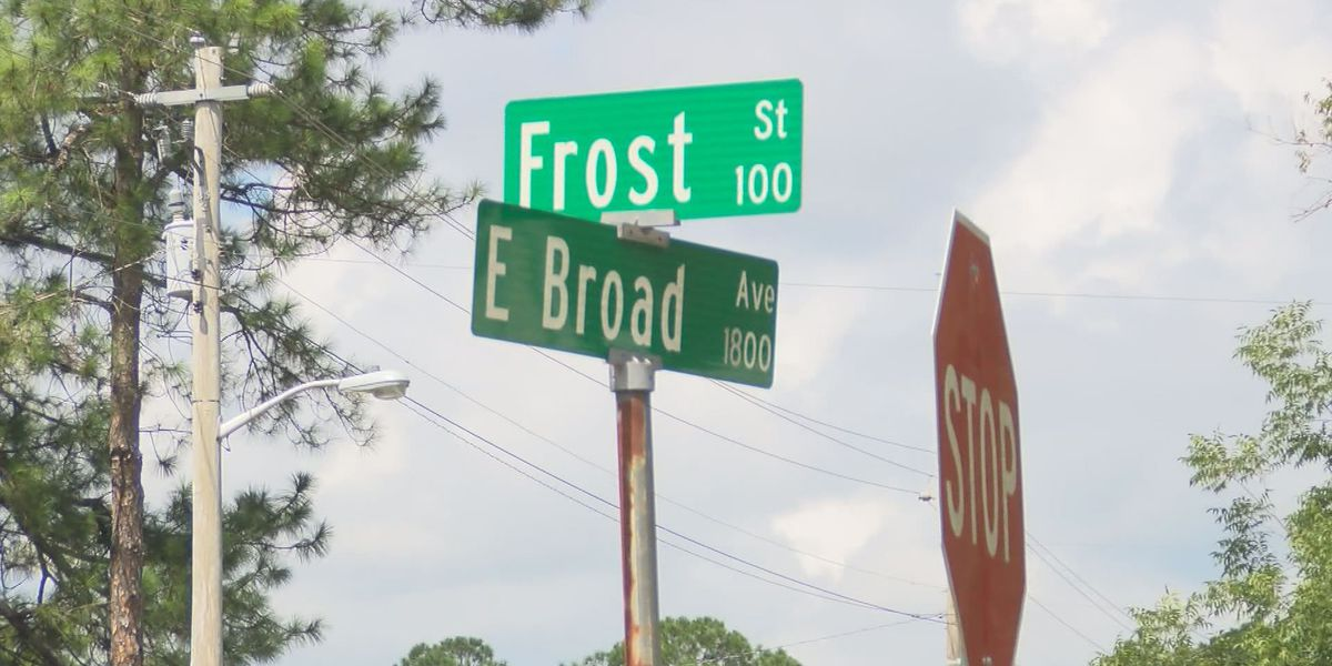 Frost Street residents concerned by suspected drug and gang activity