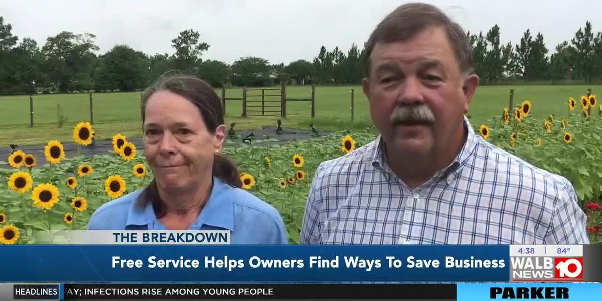 The Breakdown: Free services helps owners find ways to save business