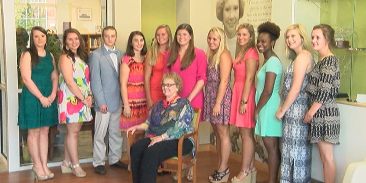 Generous donor supports scholarships at GSW