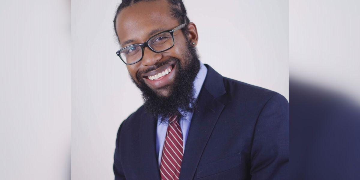 Youngest mayoral candidate, James Pratt, Jr., shares campaign platform