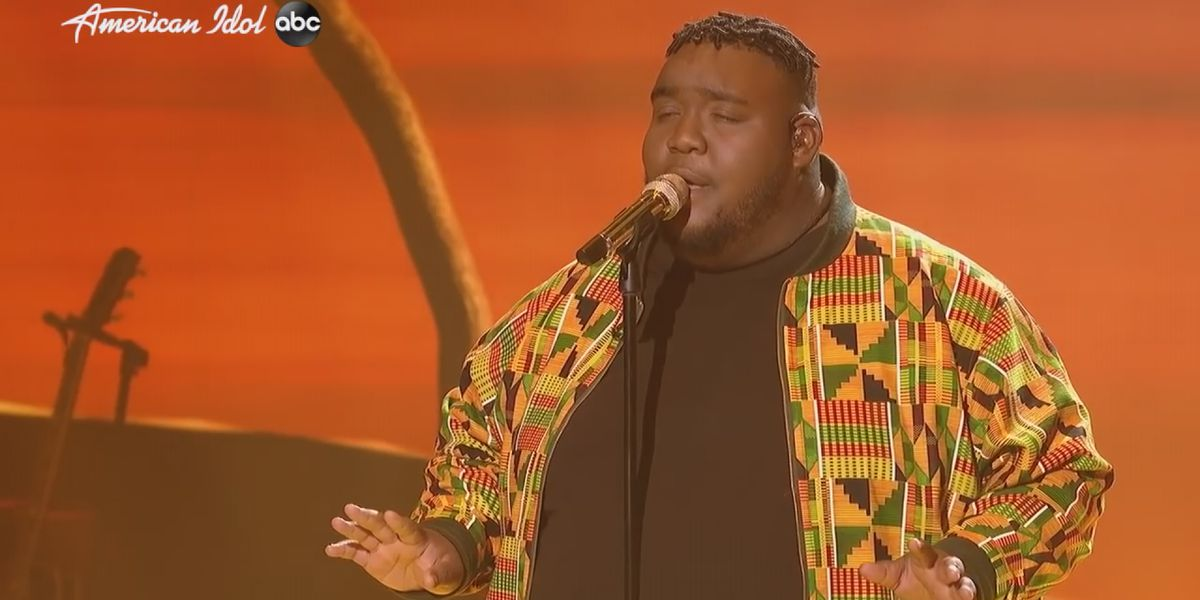 Willie Spence makes American Idol's top 7