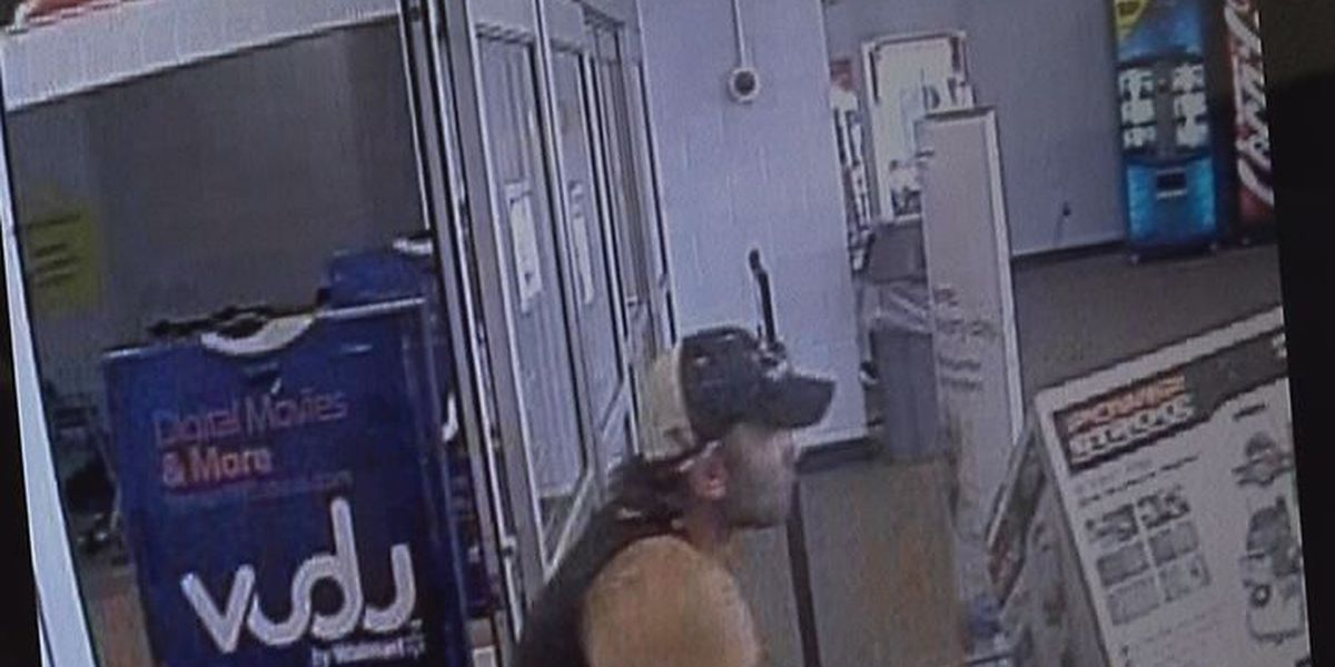 Moultrie shoplifter caught on video