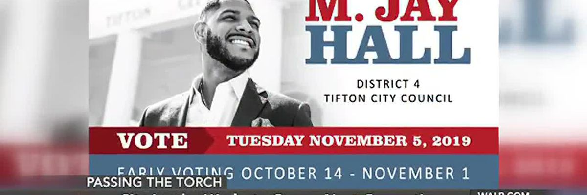 'My heart has always been right here in Tifton': Tifton City Councilman wants to help groom next generation of leaders