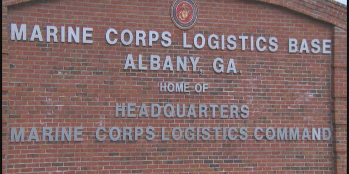 MCLB Albany celebrates 64th birthday