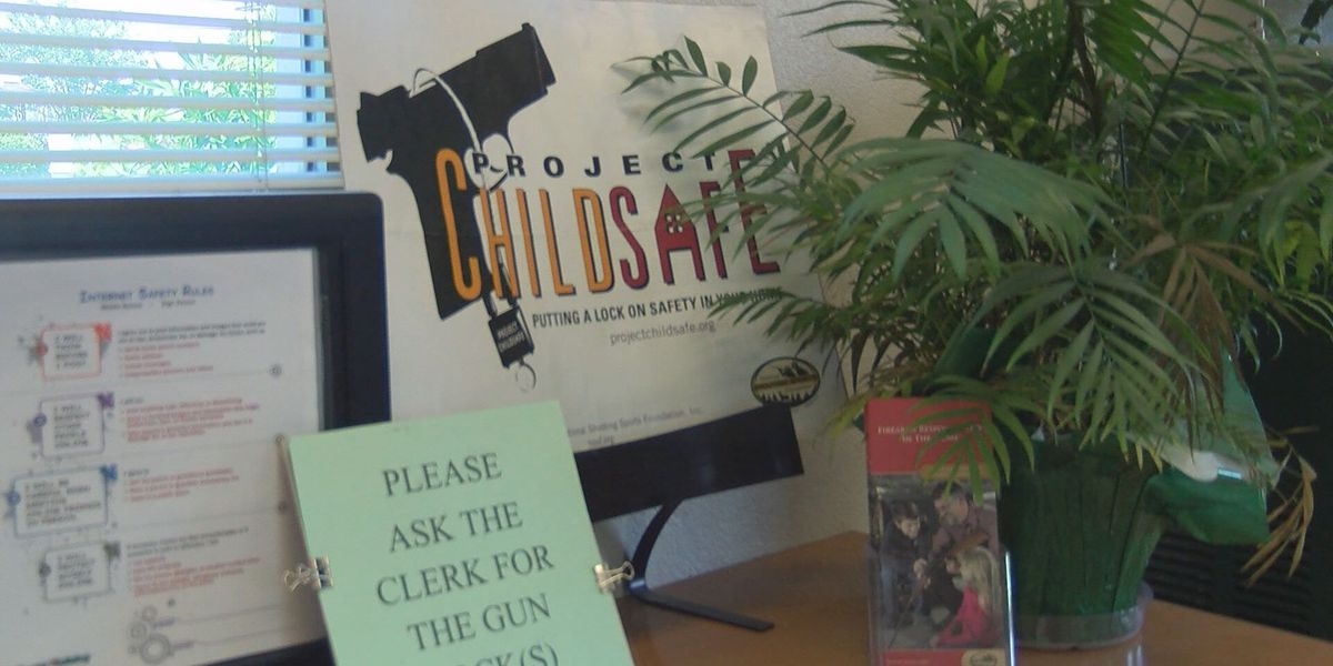 Albany police urge gun safety with kids