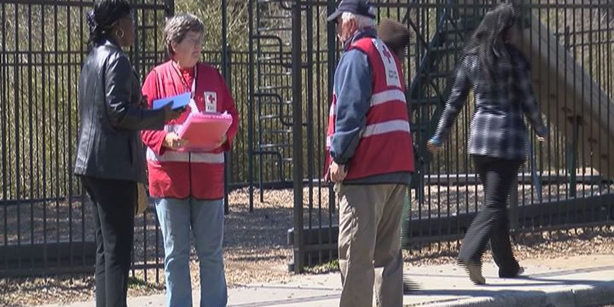 Thomasville Mayor recognizes March as Red Cross Month