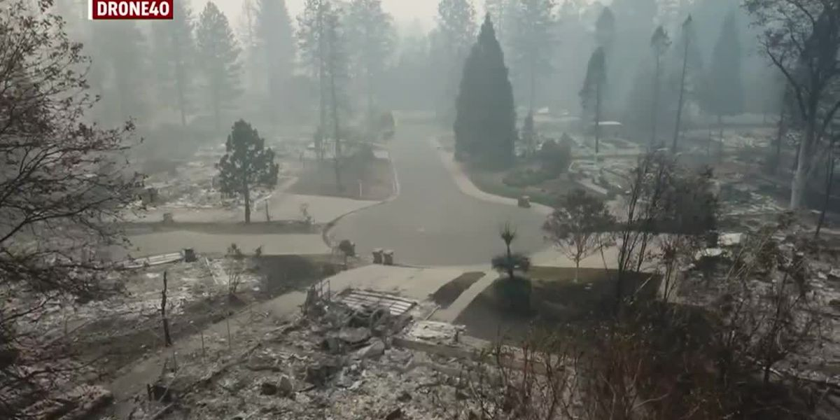 Utility blamed for Calif. wildfires agree to $1 billion settlement for 'taxpayer losses'