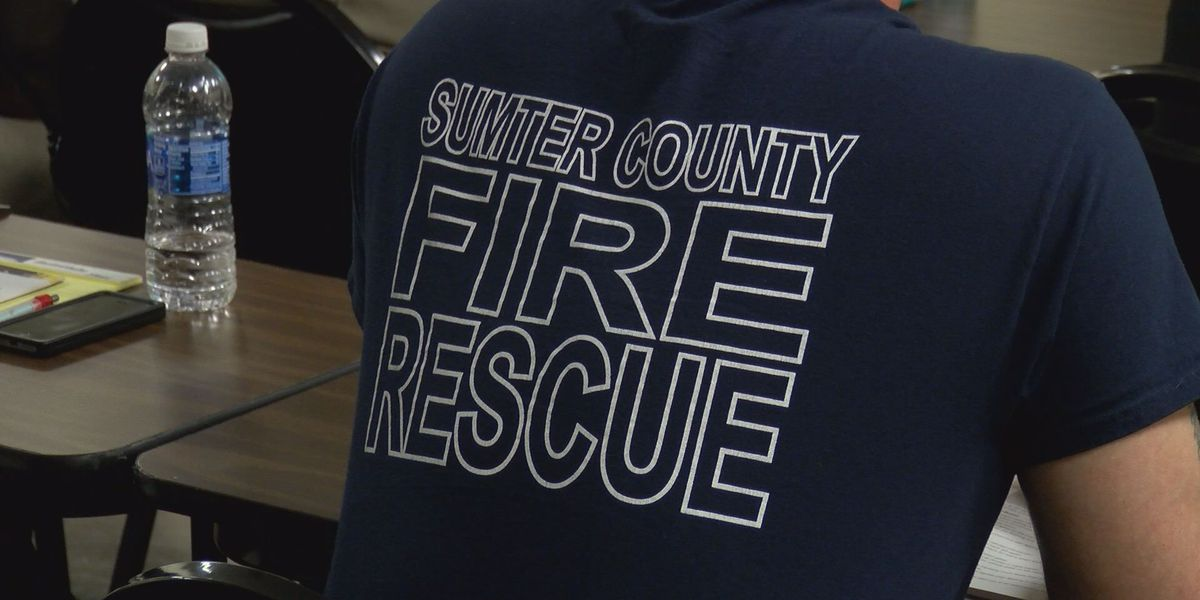 Sumter County holds defensive driving seminar for employees