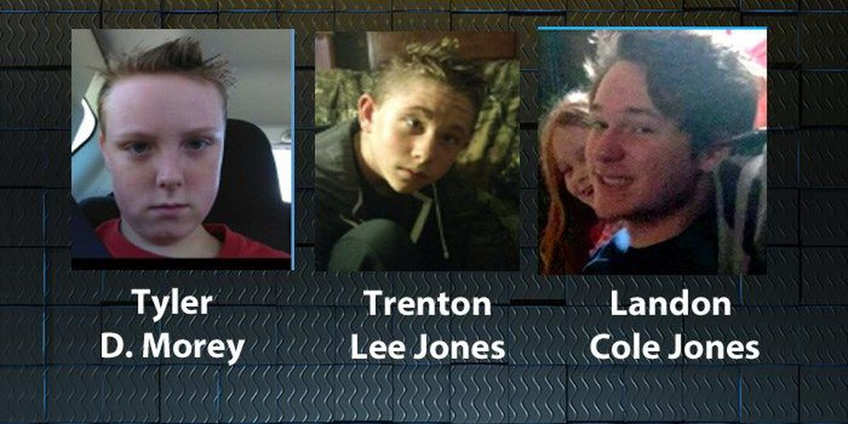 Missing Worth Co. teens found