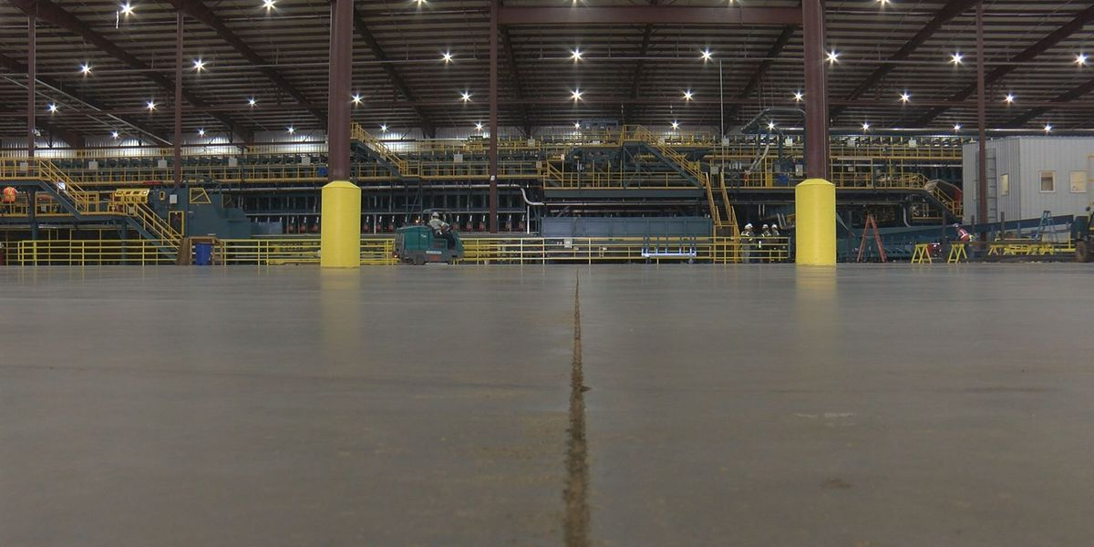 $150 million Dougherty Co. lumber plant to be fully operational soon; Looking to hire new employees