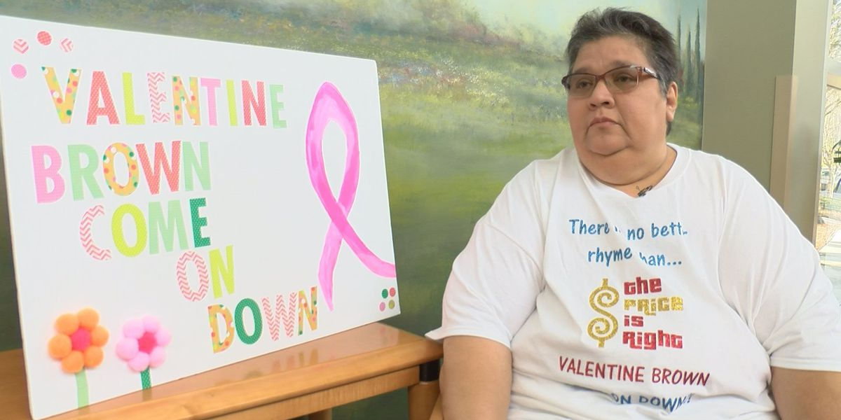 Woman battling cancer hopes to compete on The Price is Right