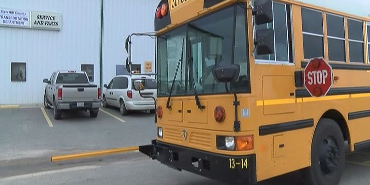 Bus cameras are watching drivers in Ben Hill County