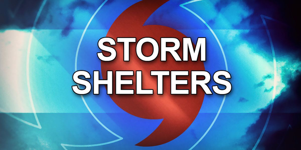 Shelters open ahead of Hurricane Michael