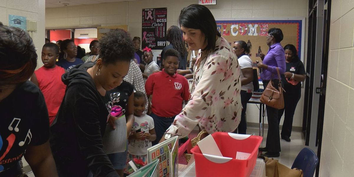 Scavenger hunt helps get parents involved in their child's education