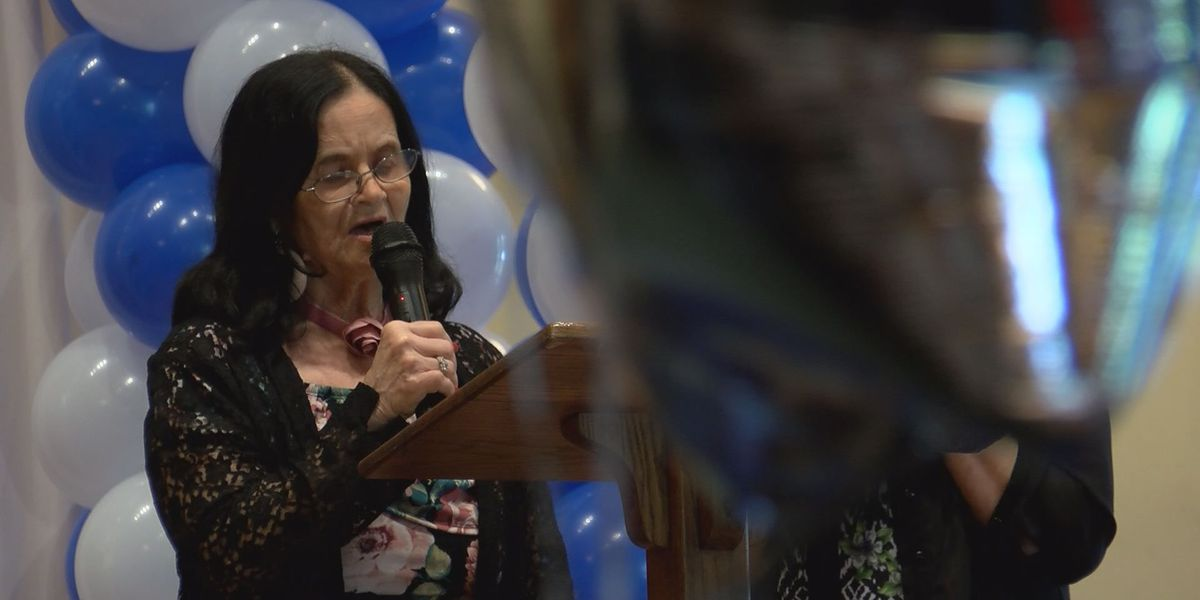 Woman gets wish granted, holds concert