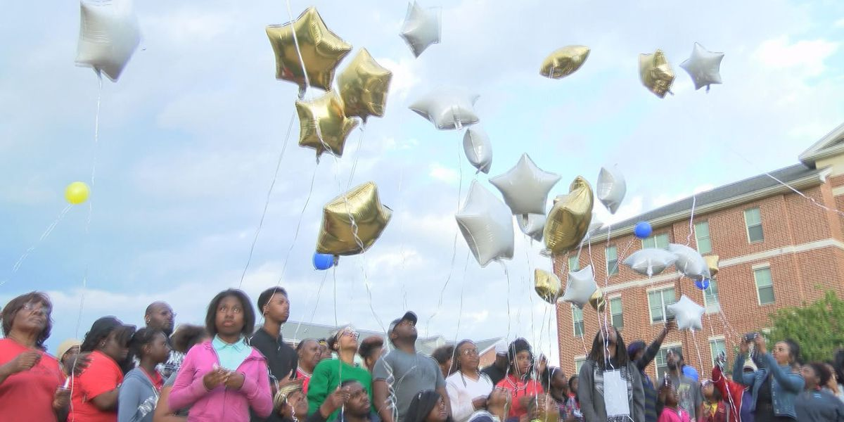Students honor Fort Valley State University classmate killed in stabbing