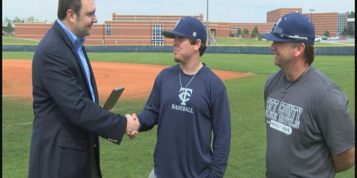 WALB STUDENT-ATHLETE OF THE WEEK (3/12/15): Tift's Benson chases perfection
