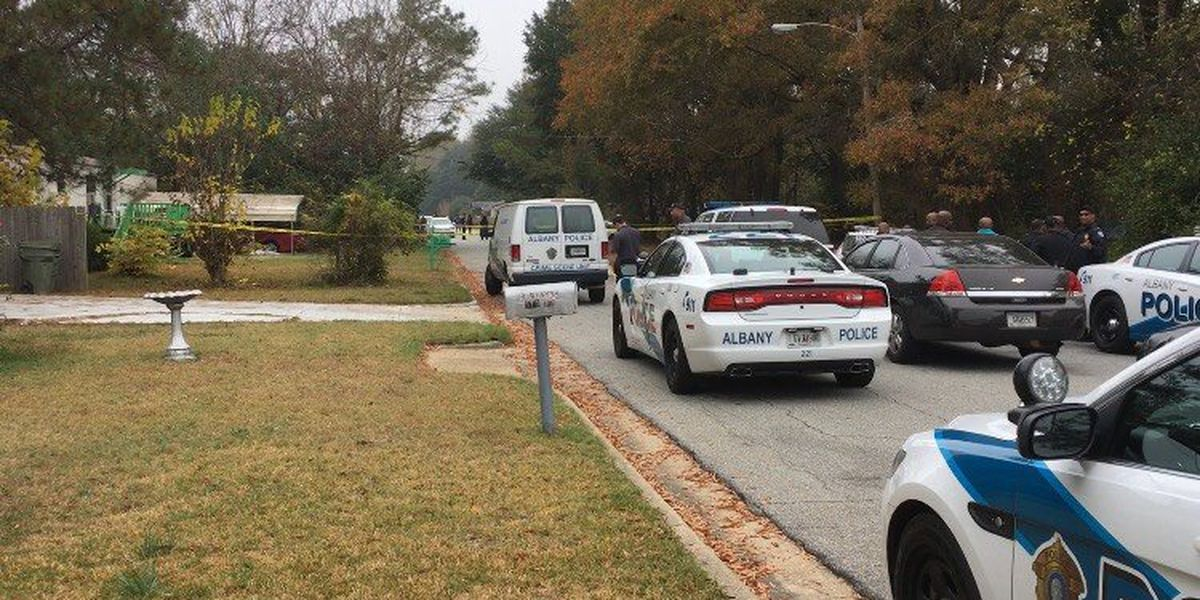 Police have person of interest in Willis Drive homicide investigation