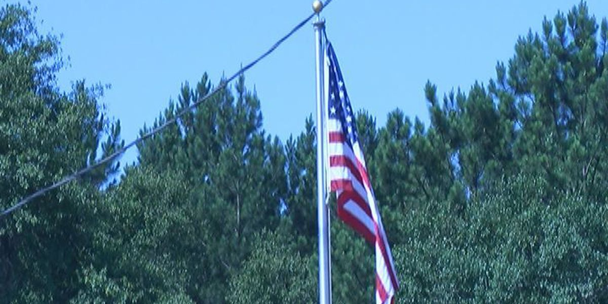 Advanced disposal offering free flag disposal