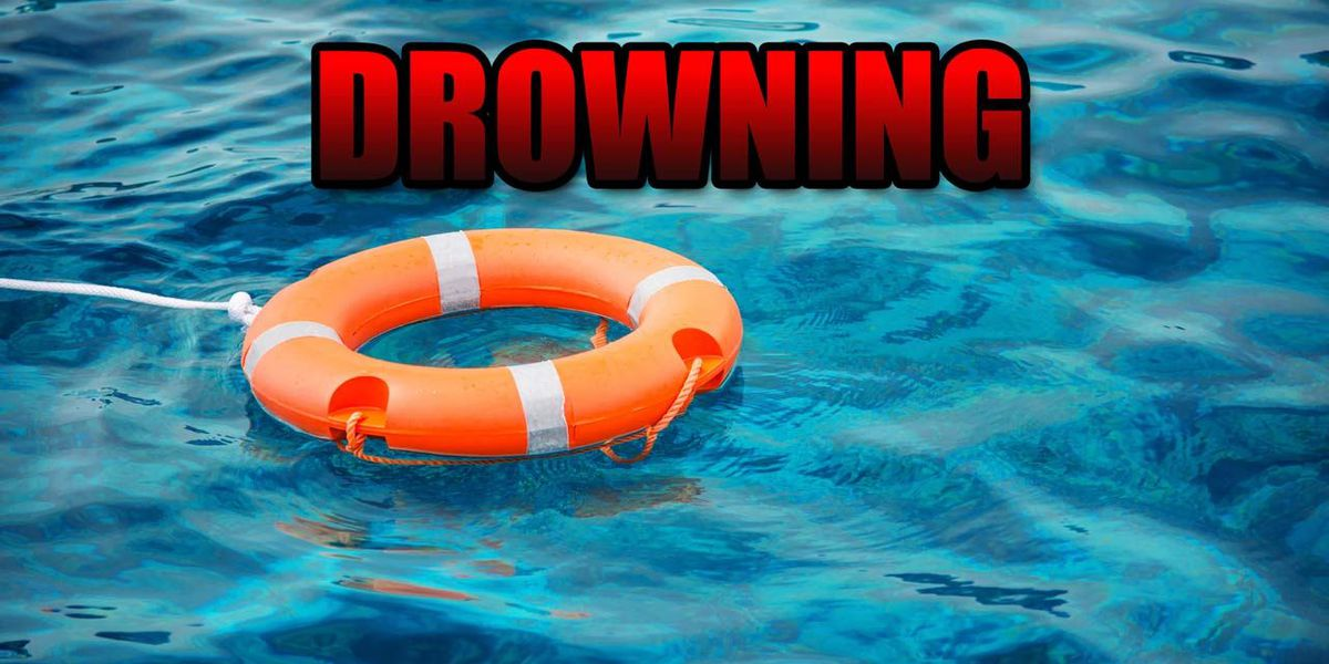 2-year-old girl drowns in river