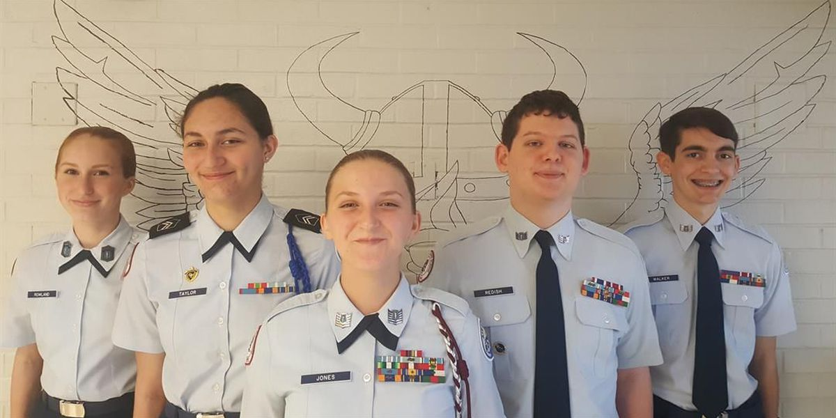 Lowndes High JROTC advances to academic championship